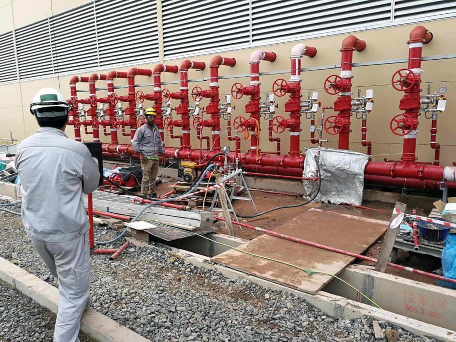 Reliable Alarm Valves 1 Petronas