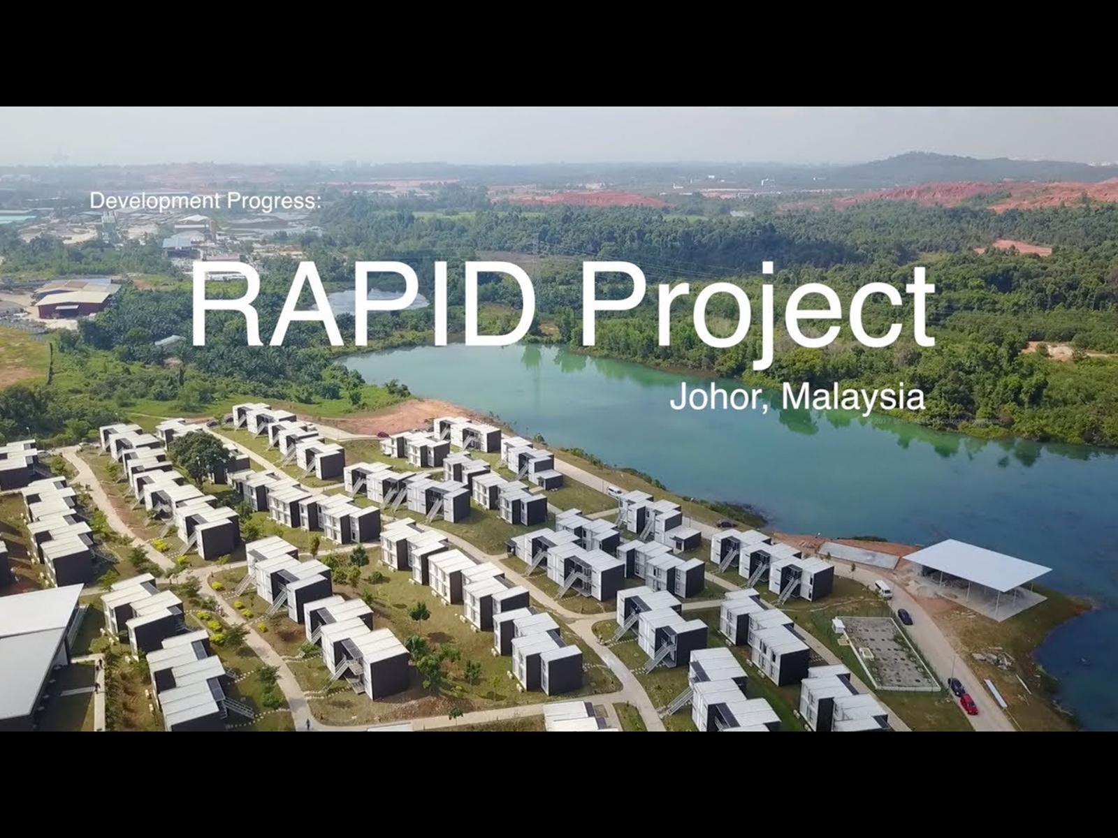 Pengerang Petronas RAPID
