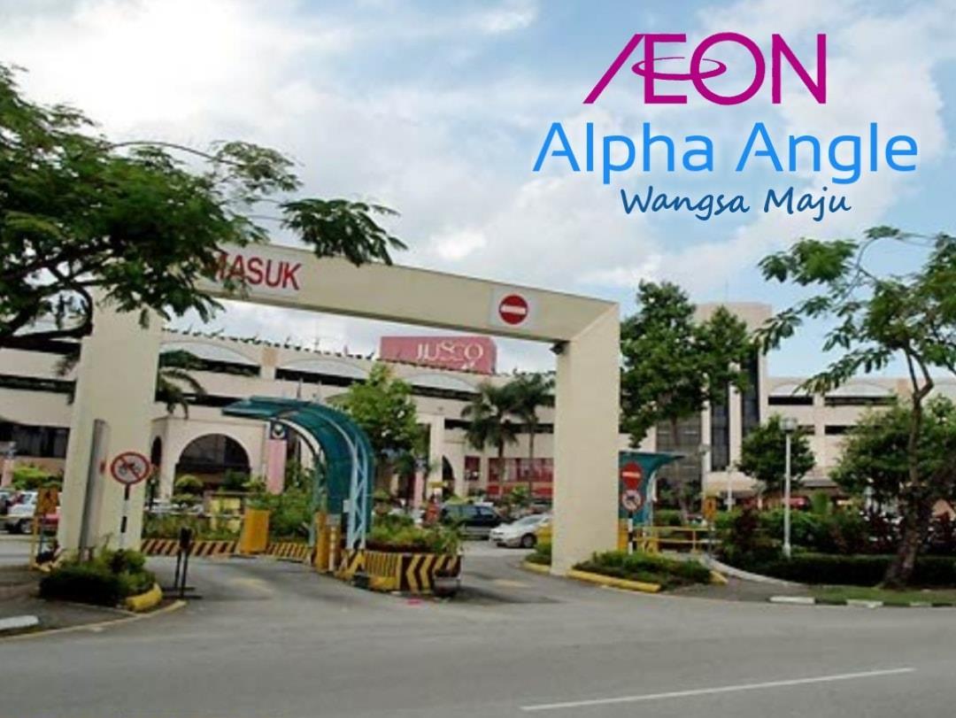 AEON Alpha Angle